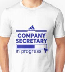 COMPANY SECRETARY Unisex T-Shirt