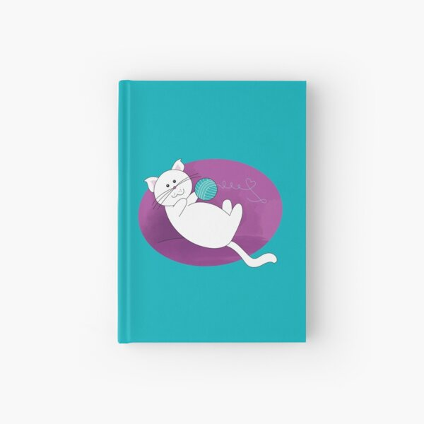 Schroeder the cat  Hardcover Journal