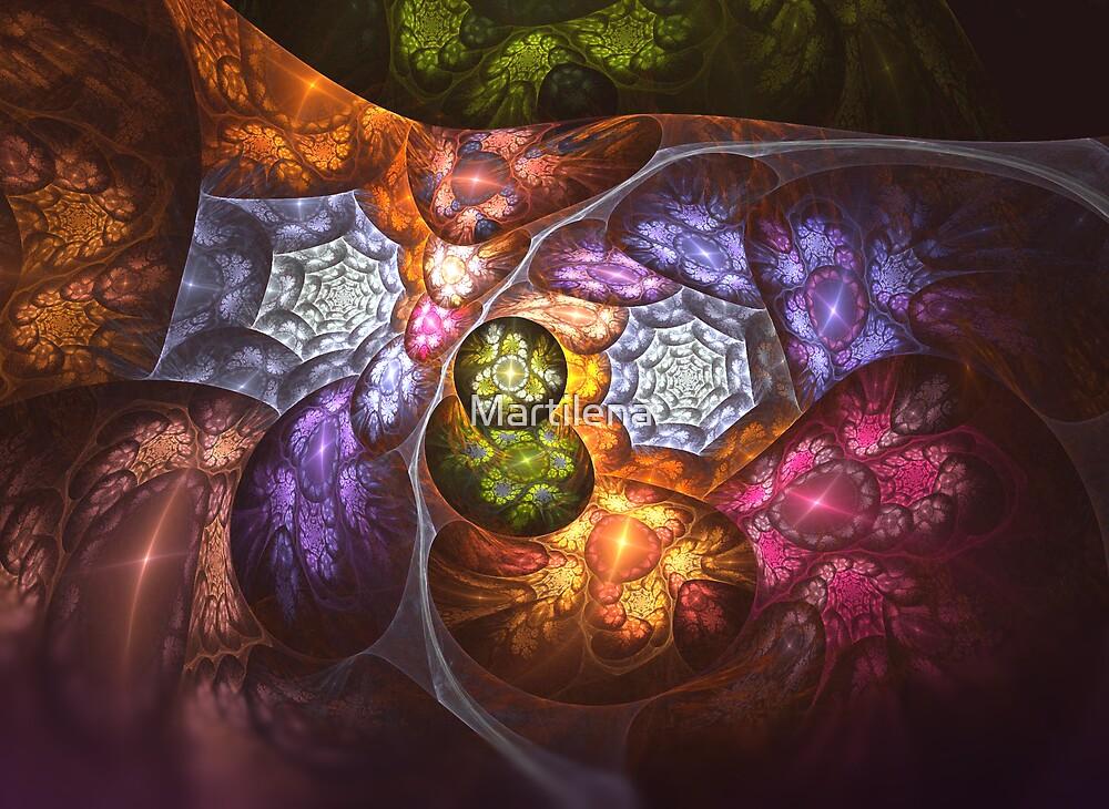 Strange fruit by Martilena