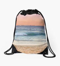 Coogee Beach Drawstring Bag