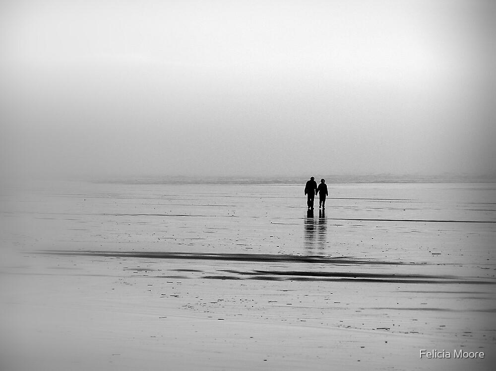 Morning Walk by Felicia Moore