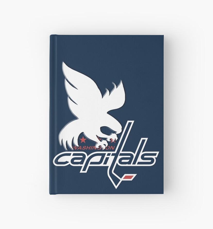 30617cc4d6c Washington Capitals Ice Hockey Alternate Logo
