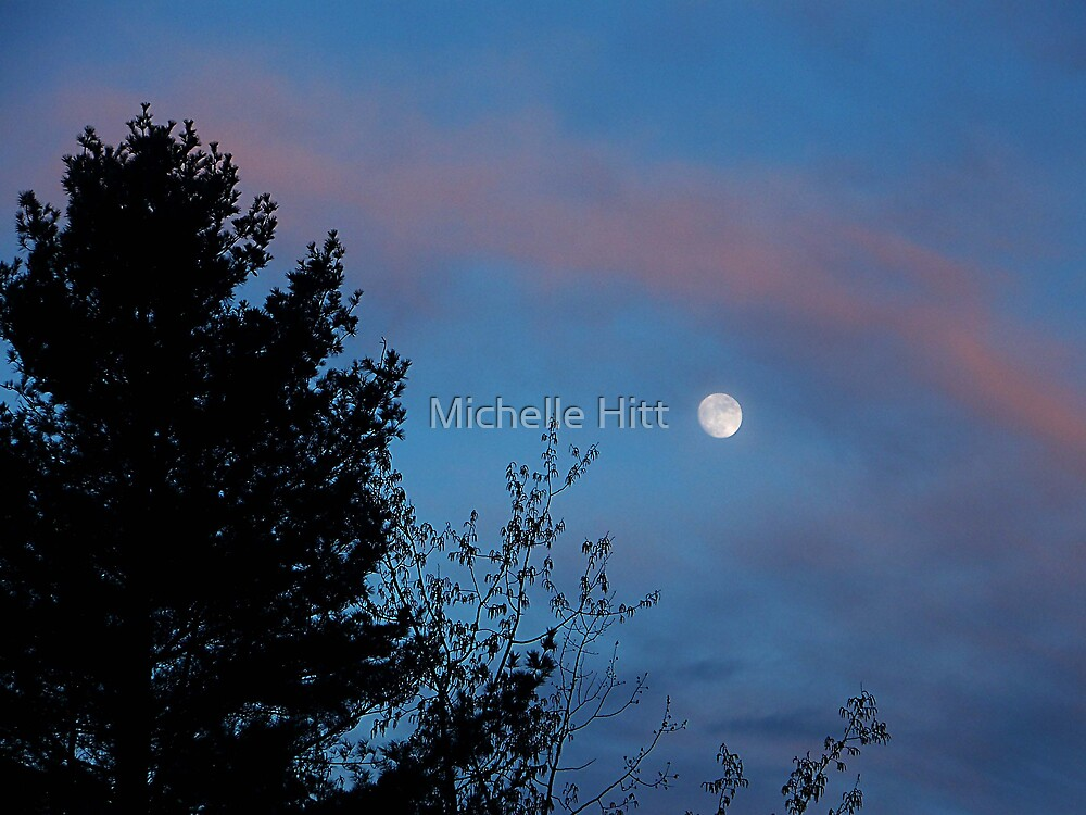 Moonlit by Michelle Hitt