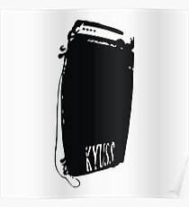 Kyuss Band Amplifier Poster