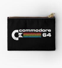 commodore 64 retro computer Studio Pouch