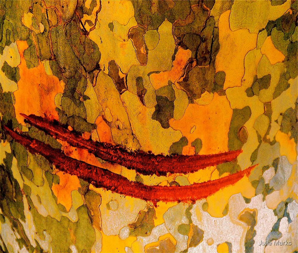 Lipstick Tree by Julie Marks