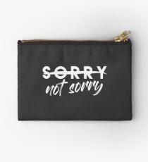 Sorry Not Sorry Bolso de mano