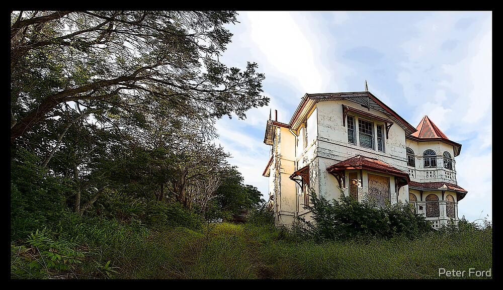 Keating House, Indooroopilly (Brisbane, Queensland) by Peter Ford
