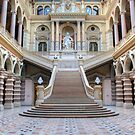 Aula Of Justizpalast, 1010 Vienna Austria by Mythos57