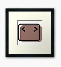 Coding Framed Print
