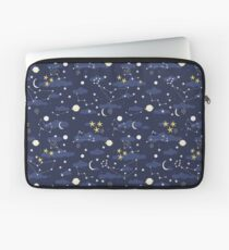 cosmos and stars Laptop Sleeve