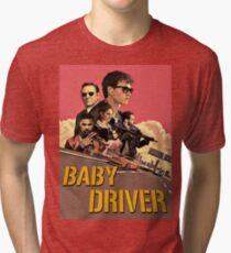 Baby Driver Tri-blend T-Shirt