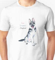 East European Shepherd dog T-Shirt