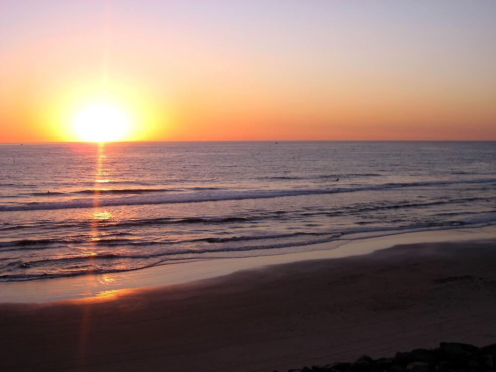 sunset dream by Anissa