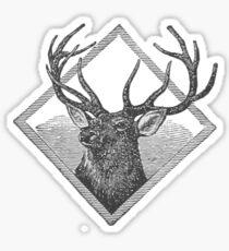 Oh Deer! Sticker