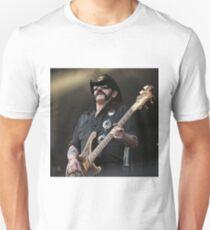 Lemmy - Rock god T-Shirt