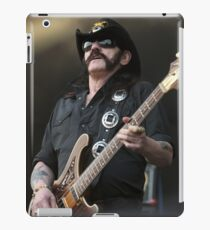 Lemmy - Rock god iPad Case/Skin