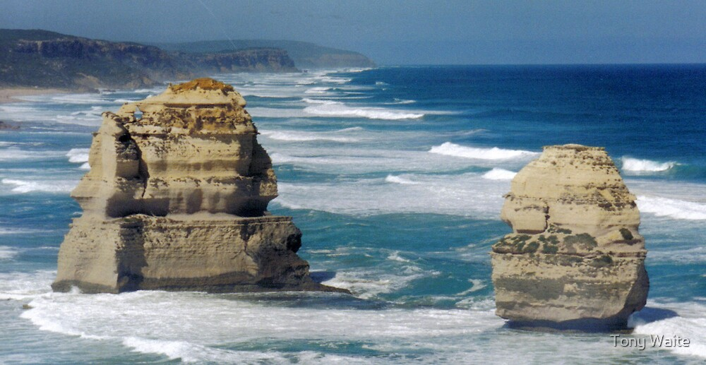 Two of the Apostles by Tony Waite