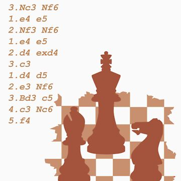 Chess by charco