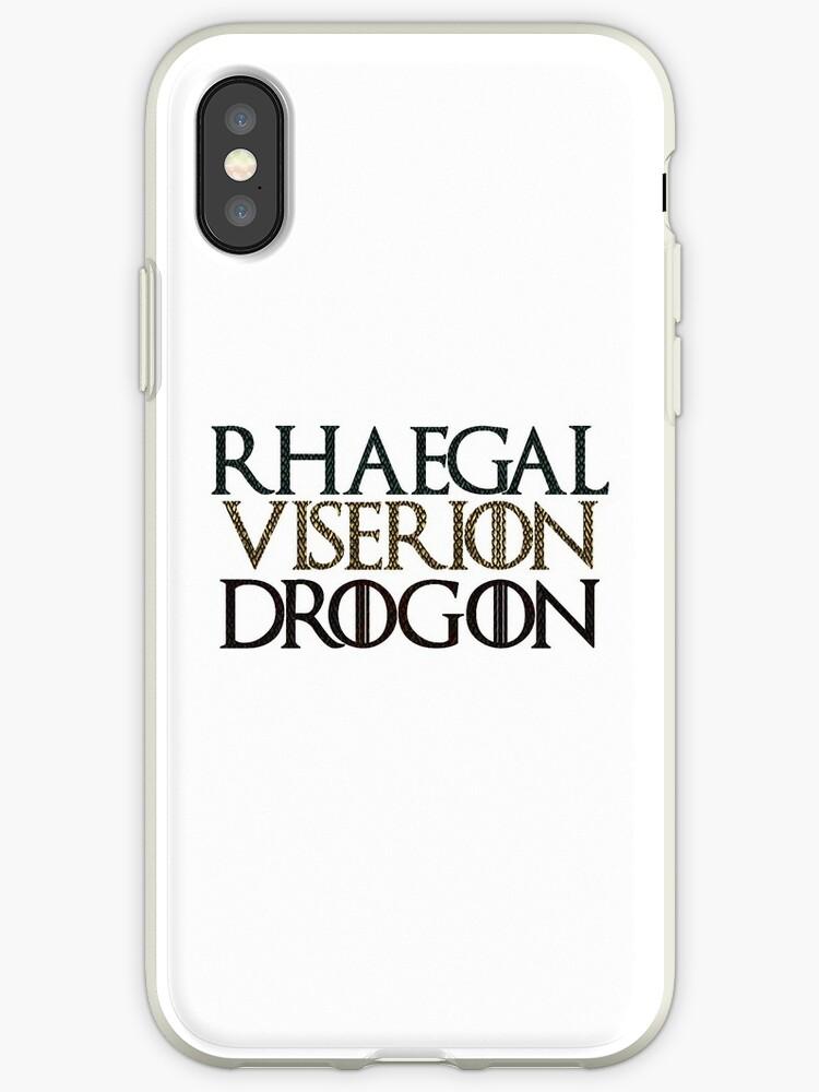 coque iphone xs game of thrones