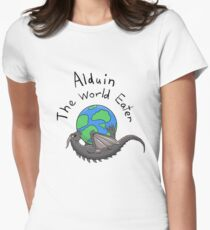 Baby Alduin Women's Fitted T-Shirt
