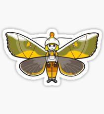 Mothboy06 Sticker