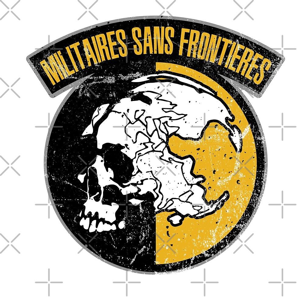MGS - MSF Logo by steviecomyn