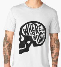 Where is my Mind - Fight Club  Men's Premium T-Shirt