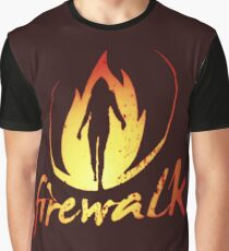 Firewalk Bandlogo - Before the Storm - Life is Strange 1.5 Graphic T-Shirt