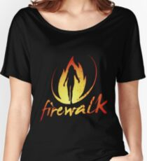 Firewalk Bandlogo - Before the Storm - Life is Strange 1.5 Women's Relaxed Fit T-Shirt