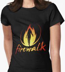 Firewalk Bandlogo - Before the Storm - Life is Strange 1.5 Tailliertes T-Shirt für Frauen