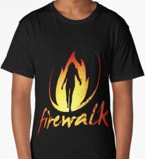 Firewalk Bandlogo - Before the Storm - Life is Strange 1.5 Long T-Shirt