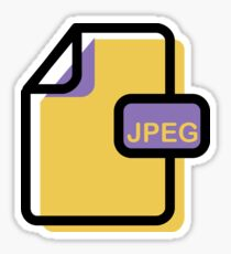 Jpeg Sticker