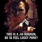 DIRTY HARRY - Do Ya Feel Lucky Punk? by Naumovski