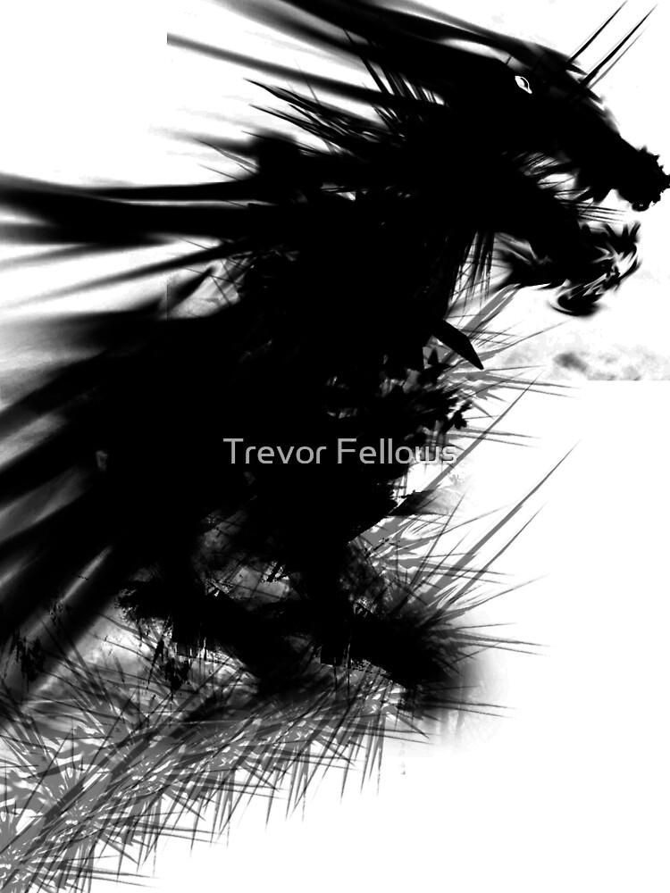 In Dreams Dragons Fly. by Trevor Fellows