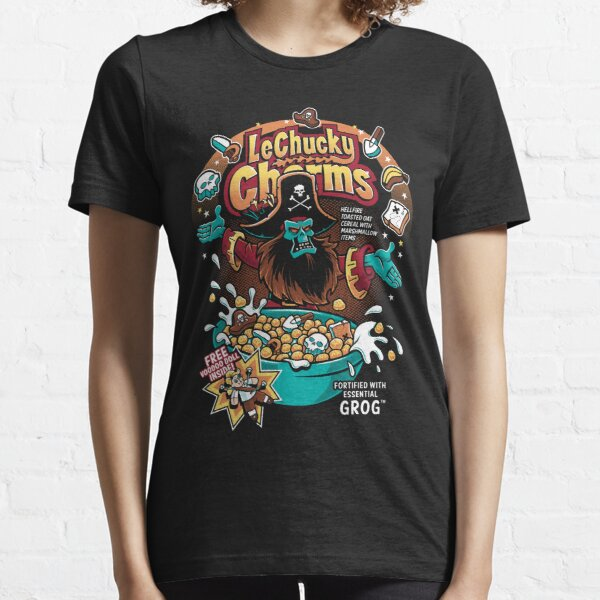LeChucky Charms Essential T-Shirt