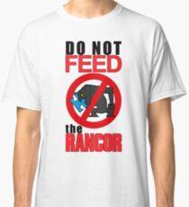 feed the rancor Classic T-Shirt