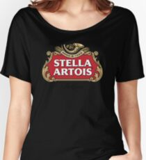 Stella artois classic Women's Relaxed Fit T-Shirt