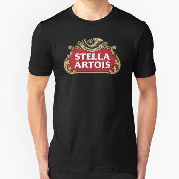 Stella Artois Klassiker Slim Fit T-Shirt