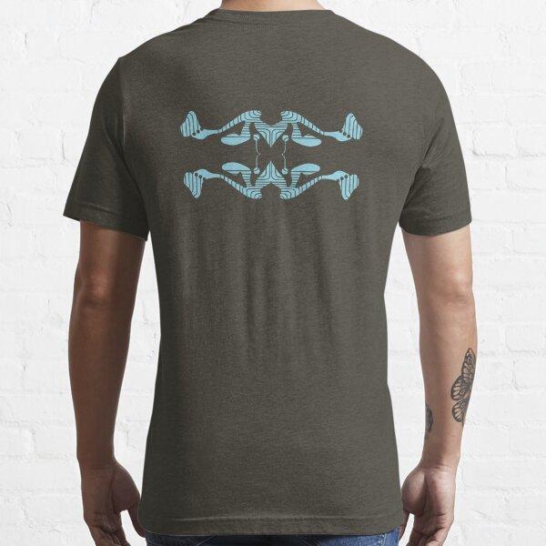 Electro Span (Light blue) Essential T-Shirt