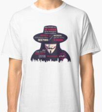 Words Classic T-Shirt