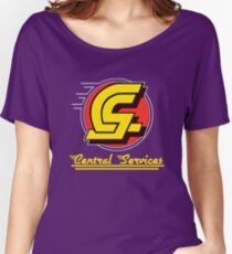 Central Services : Inspired by Brazil Women's Relaxed Fit T-Shirt