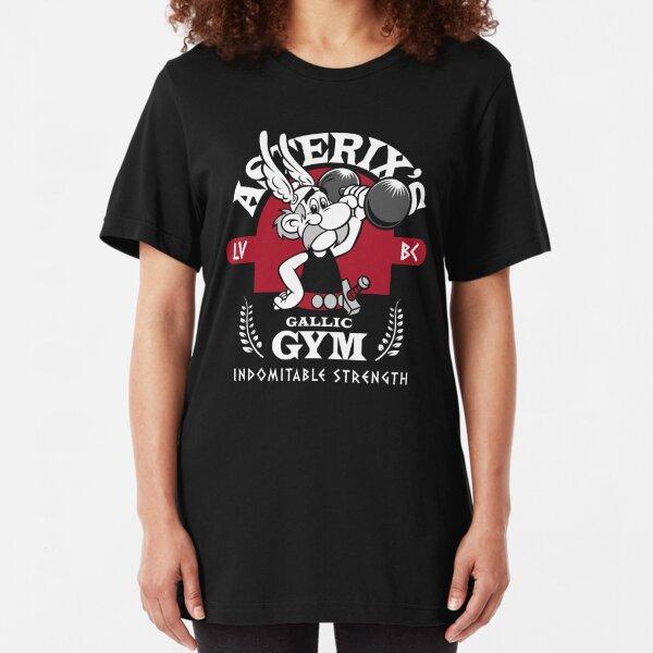 Gallic Gym Slim Fit T-Shirt