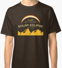 solar eclipse Classic T-Shirt