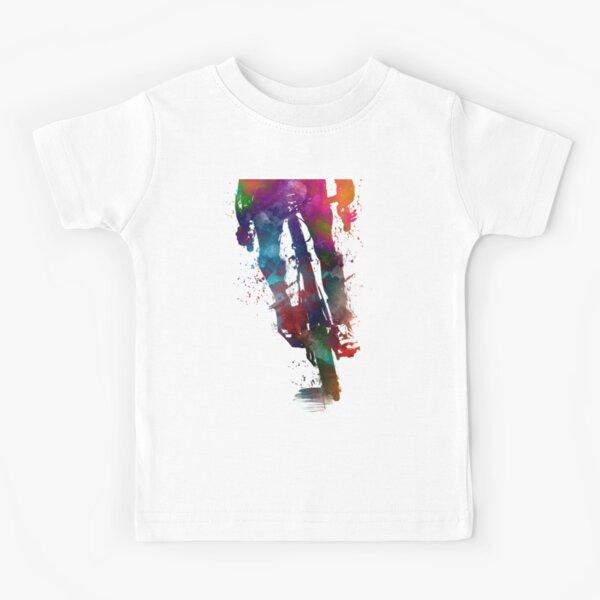 cycling #sport #cycling Kids T-Shirt