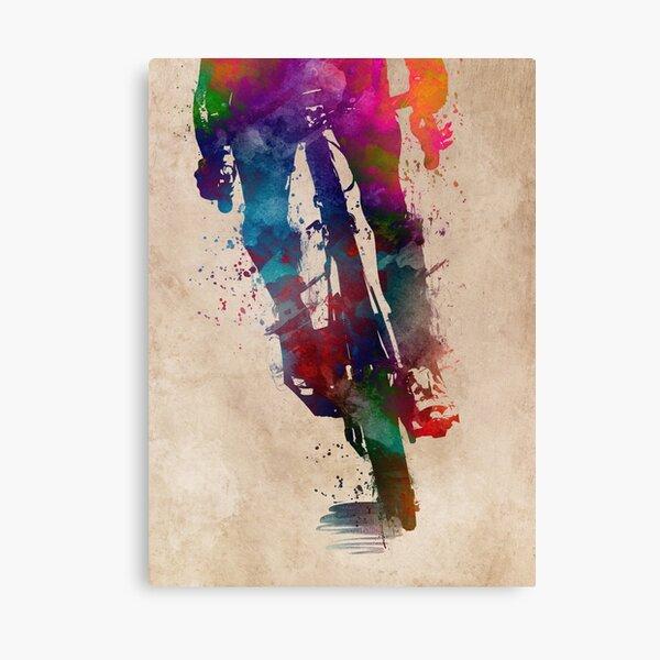 cycling #sport #cycling Canvas Print