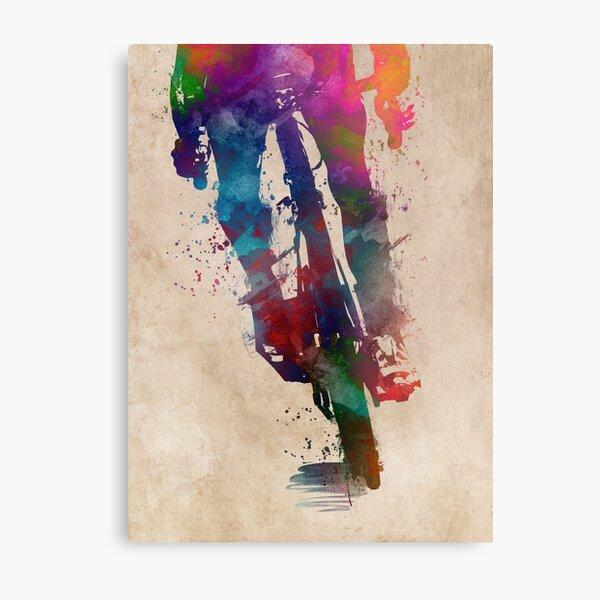 cycling #sport #cycling Metal Print