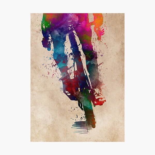 cycling #sport #cycling Photographic Print