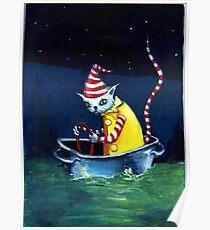 The Sea Catptain Poster