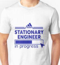 STATIONARY ENGINEER Unisex T-Shirt